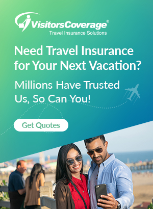 Visitors Coverate - Find the Perfect Travel Insurance Plan