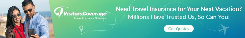 Travel Insurance Ad